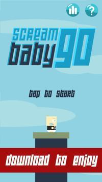 Scream Go Baby poster