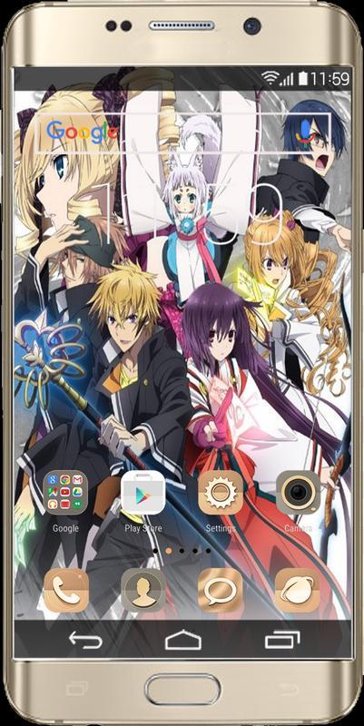 Tokyo Ravens Wallpaper Poster Screenshot 1