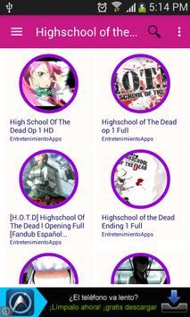 Otaku Songs apk screenshot