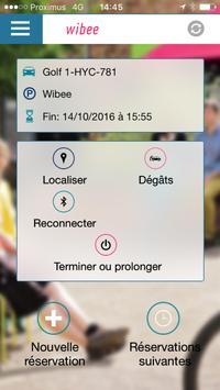 Wibee - La voiture des voisins apk screenshot