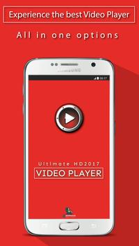 Video Player HD 2017 poster