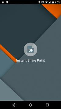 Instant Share Paint poster