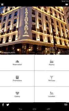 LASAGRADA HOTEL screenshot 2
