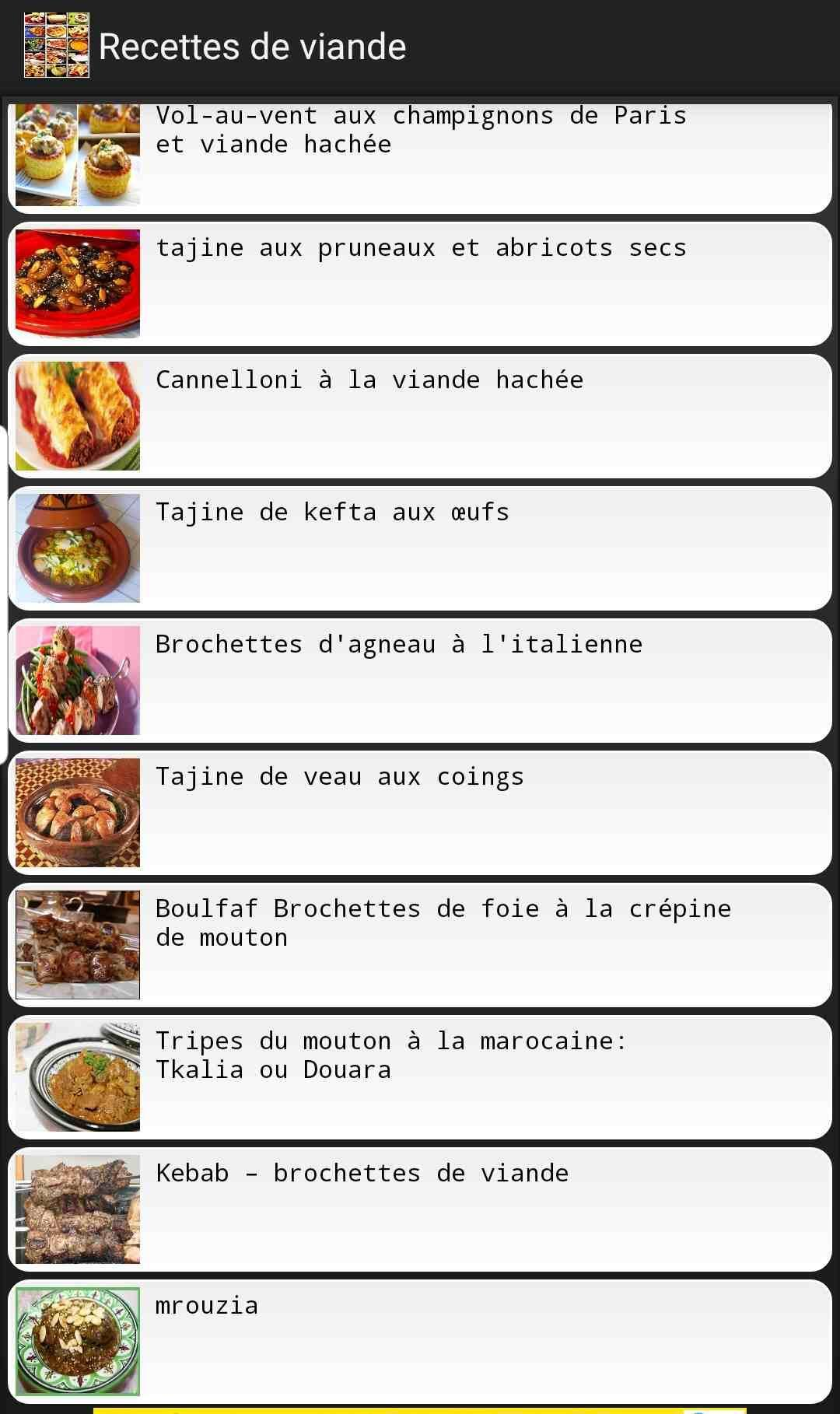 Recette Facile Cuisine Du Monde Gratuit For Android Apk Download