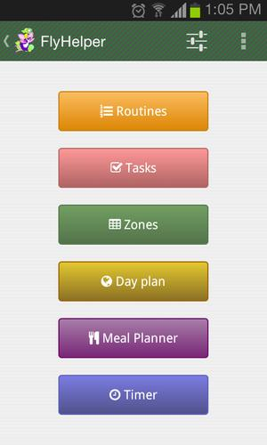 Calendario Flylady.Flyhelper For Android Apk Download