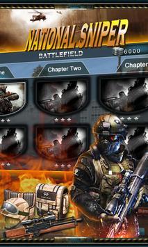 National sniper apk screenshot
