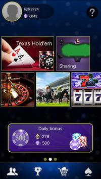 Texas Poker-Classic Casino Games poster