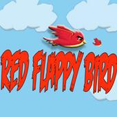 Red Floppy Bird icon