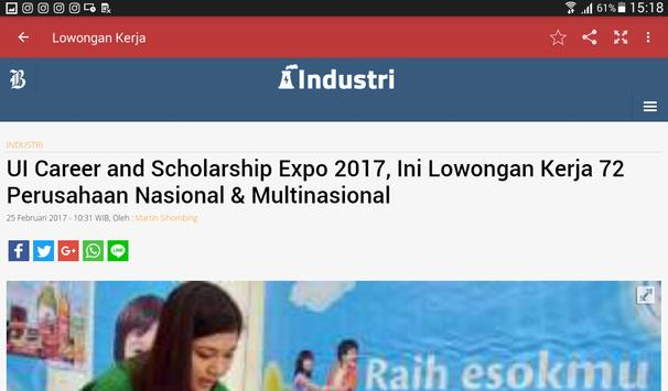 Berita Indonesia (News Filter) screenshot 11
