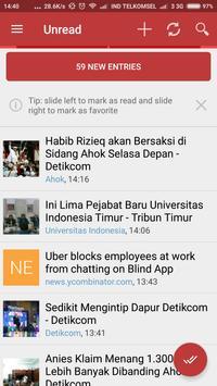 Berita Indonesia (News Filter) screenshot 1