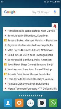 Berita Indonesia (News Filter) screenshot 7