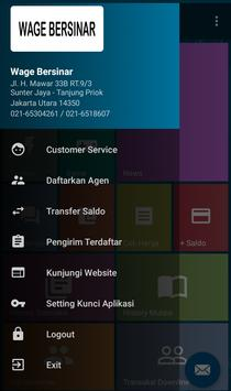 Wage Bersinar apk screenshot