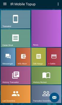 IR Mobile Topup apk screenshot