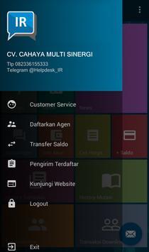 IR Mobile Topup screenshot 2