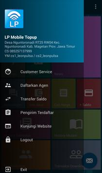 LP Mobile Topup apk screenshot