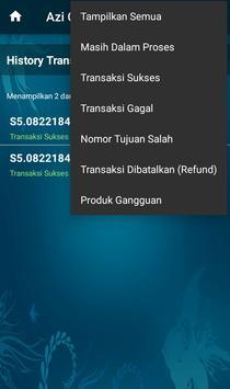 Server Pulsa Token PLN  Azi Cell Group screenshot 6