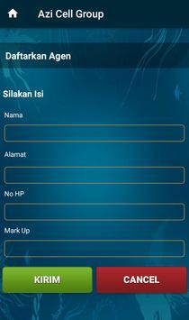 Server Pulsa Token PLN  Azi Cell Group screenshot 7