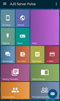 AJS Server Pulsa screenshot 1