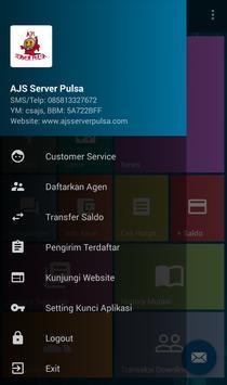 AJS Server Pulsa screenshot 2