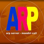 ARP Pulsa icon