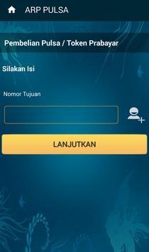 ARP Pulsa apk screenshot