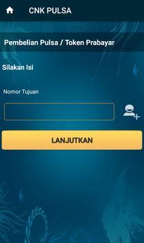 CNK PULSA screenshot 3