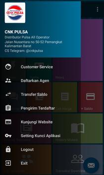 CNK PULSA screenshot 2