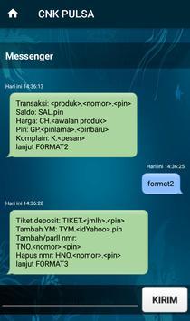 CNK PULSA screenshot 4