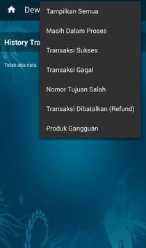 Dewata Payment apk screenshot
