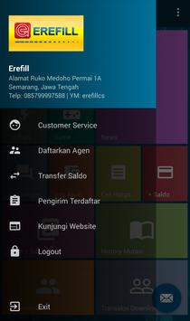 Erefill Pulsa apk screenshot