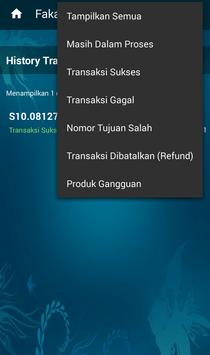 Fakar Pulsa apk screenshot