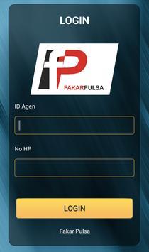 Fakar Pulsa poster