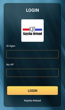 Kaysha Reload poster