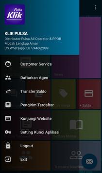 Klik Pulsa - Pulsa All Operator Murah screenshot 2