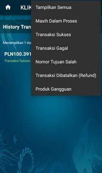 Klik Pulsa - Pulsa All Operator Murah screenshot 6