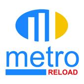 METRO RELOAD icon