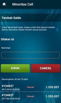 Minoritas Cell screenshot 4