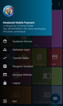 Otodanish Mobile Payment apk screenshot