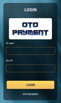 OTO PAYMENT poster