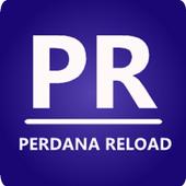 Perdana Reload - Pulsa All Operator Termurah icon