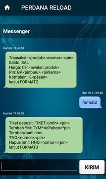 Perdana Reload - Pulsa All Operator Termurah screenshot 4