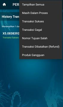 Perdana Reload - Pulsa All Operator Termurah screenshot 6