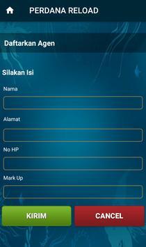 Perdana Reload - Pulsa All Operator Termurah screenshot 7