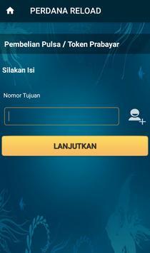 Perdana Reload - Pulsa All Operator Termurah screenshot 3