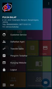 PULSA BALAP apk screenshot