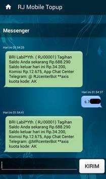 RJ Mobile Topup screenshot 4