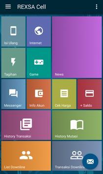 ReXsa Cell apk screenshot