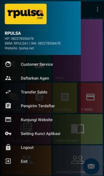 Rpulsa Mobile screenshot 2