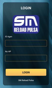 SM Reload Pulsa poster