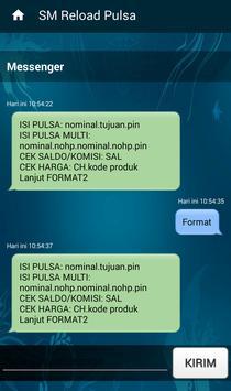 SM Reload Pulsa screenshot 4